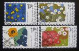 Poštovní známky Lichtenštejnsko 1996 Umění, Ferdinand Gehr Mi# 1132-35