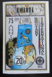 Poštovní známka Rwanda 1980 Rotary Intl. neperf. Mi# 1039 B