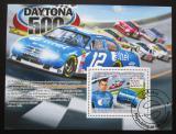 Poštovní známka Guinea 2008 Závody Daytona 500 Mi# Block 1574 Kat 10€