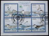 Poštovní známky Komory 2009 Rybák Mi# 2397-2401 Kat 10€