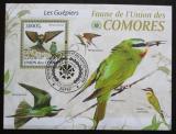 Poštovní známka Komory 2009 Ptáci Mi# Block 514 Kat 15€