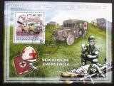 Poštovní známka Mosambik 2009 Červený kříž Mi# Block 246 Kat 10€