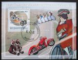 Poštovní známka Mosambik 2009 Historie dopravy Mi# Block 241 Kat 10€