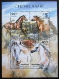 Poštovní známky SAR 2013 Arabští koně Mi# 4201-04 Kat 16€