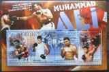 Poštovní známky Burundi 2012 Box, Muhammad Ali Mi# 2295-98 Kat 9.50€