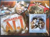 Poštovní známka Burundi 2012 Box, Muhammad Ali Mi# Block 192 Kat 9€