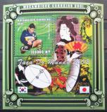 Poštovní známka Mosambik 2001 Diego Maradona Mi# 1887  Kat 13.50€