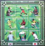 Poštovní známky Mosambik 2001 MS ve fotbale