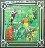 Poštovní známka Mosambik 2001 ME ve fotbale Mi# 1963 Kat 10€