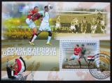 Poštovní známka Togo 2010 Mistrovství Afriky Mi# Block 547 Kat 12€