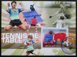Poštovní známka Togo 2010 Stolní tenis Mi# Block 534 Kat 12€