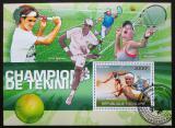 Poštovní známka Togo 2010 Tenis Mi# Block 535 Kat 12€