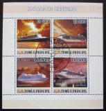 Poštovní známky Svatý Tomáš 2007 Výletní lodě Mi# 3113-16 Kat 12€