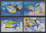 Poštovní známky Barbados 2006 Ryby, WWF Mi# 1119-22
