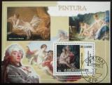 Poštovní známka Svatý Tomáš 2009 Akty Mi# Block 697 Kat 11€