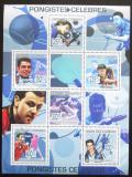 Poštovní známky Komory 2010 Stolní tenis Mi# 2252-57 Kat 10€