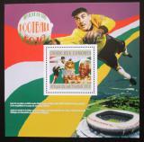 Poštovní známka Komory 2010 MS ve fotbale Mi# Block 600 Kat 15€