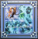 Poštovní známka Mozambik 2001 ZOH Salt Lake Mi# Block 92 Kat 10€