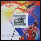 Poštovní známka Komory 2010 LOH Londýn Mi# Block 608 Kat 15€