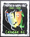 Poštovní známka Kanada 1999 Divadlo Mi# 1742