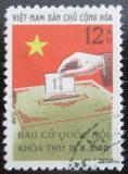 Poštovní známka Vietnam 1960 Celostátní volby Mi# 128