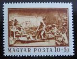 Poštovní známka Maďarsko 1965 Povodně Mi# 2152