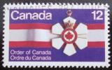 Poštovní známka Kanada 1977 Kanadský řád Mi# 661