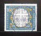 Poštovní známka Německo 1960 Ukřižování Mi# 329