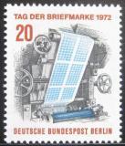 Poštovní známka Západní Berlín 1972 Den známek Mi# 439