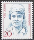 Poštovní známka Německo 1988 Cilly Aussem, tenistka Mi# 1365