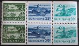 Poštovní známky Surinam 1976 Letadla, ze sešitku Mi# 744-46 E