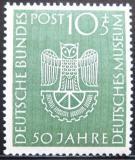 Poštovní známka Německo 1953 Muzeum v Mnichově Mi# 163 Kat 30€