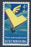 Poštovní známka Lucembursko 1954 Veletrh Mi# 524 Kat 14€