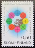 Poštovní známka Finsko 1972 Konference o bezpečnosti Mi# 715