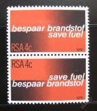 Poštovní známky JAR 1979 Šetřete palivem Mi# 554-55