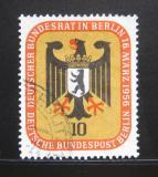 Poštovní známka Západní Berlín 1956 Znak Berlína Mi# 136