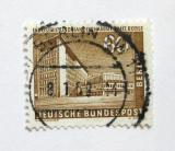 Poštovní známka Západní Berlín 1957 Budova obchodní komory Mi# 151