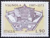 Poštovní známka Itálie 1973 Palác Farnese Mi# 1416