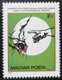 Poštovní známka Maďarsko 1985 Prevence nukleární války Mi# 3771