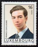 Poštovní známka Lucembursko 1999 Princ Guillaume Mi# 1479