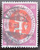 Poštovní známka Německo 1920 Národní shromáždění Mi# 110