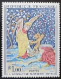 Poštovní známka Francie 1965 Apokalypsa Mi# 1527