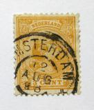 Poštovní známka Nizozemí 1894 Princezna Wilhelmina Mi# 34 b