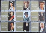 Poštovní známky Adžmán 1973 Slavní lidé
