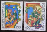 Poštovní známky Vatikán 1980 Svatý Albertus Mi# 777-78