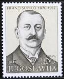 Poštovní známka Jugoslávie 1971 Frano Supilo Mi# 1408