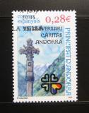 Poštovní známka Andorra Šp. 2005 Caritas Andorra Mi# 326