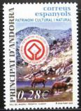 Poštovní známka Andorra Šp. 2005 Dědictví UNESCO Mi# 322
