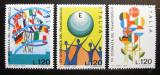 Poštovní známky Itálie 1978 Sjednocená Evropa Mi# 1632-34