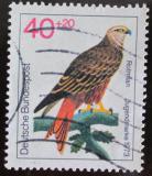 Poštovní známka Německo 1973 Pták Mi# 756